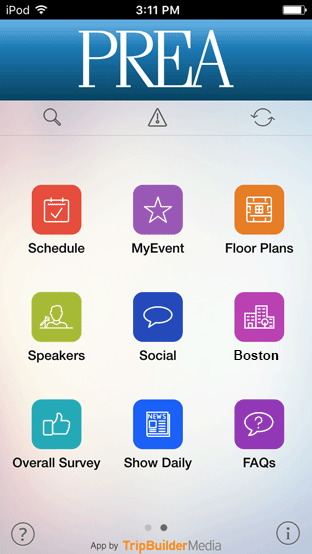 Conference App Phone